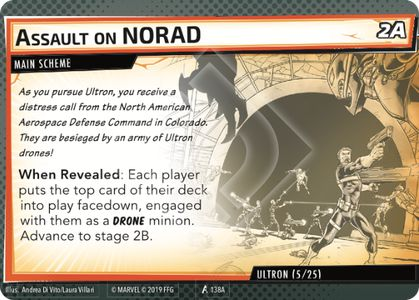 Assault on NORAD (2A)