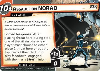 Assault on NORAD (2B)
