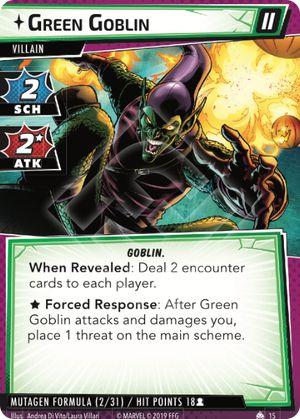 Green Goblin (II)