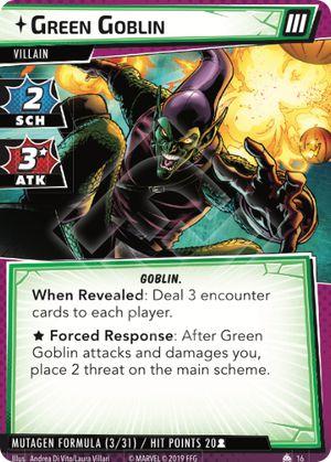 Green Goblin (III)