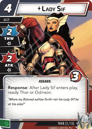 Lady Sif