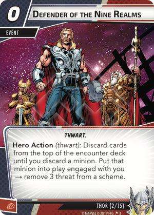 Defender of the Nine Realms