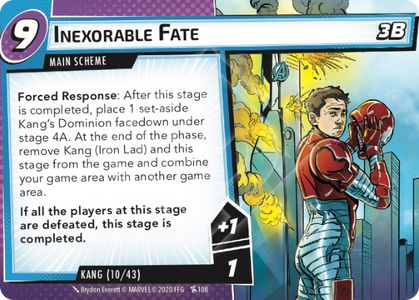 Inexorable Fate