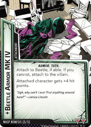 Beetle Armor MK IV