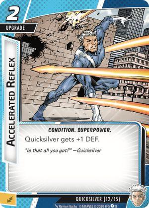 Accelerated Reflex